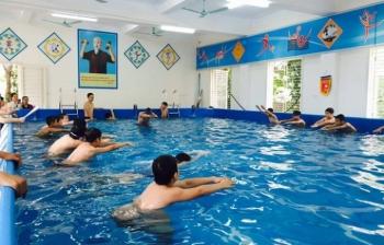 Bể bơi lắp ghép thông minh – Mô hình tiện ích cho mùa hè nóng nực