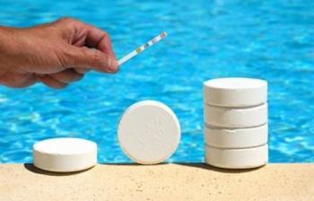 Hướng dẫn xử lý nước bể bơi