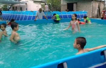 Bể bơi di động – Sự lựa chọn thông minh của người tiêu dùng.