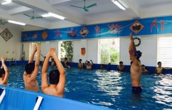 5 nguyên tắc người mới học bơi cần nắm rõ