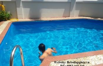 Bể bơi kết hợp – Giải pháp mới cho bể bơi Anh Cương tại TP Hồ Chí Minh