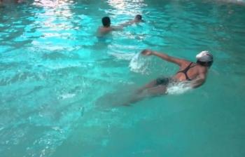 Cách giảm cân nhanh bằng môn thể thao bơi lội