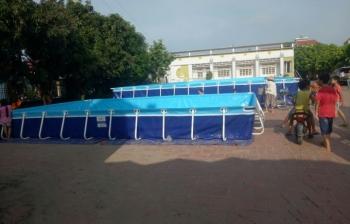 Bể bơi di động Bà Rịa-Vũng Tàu