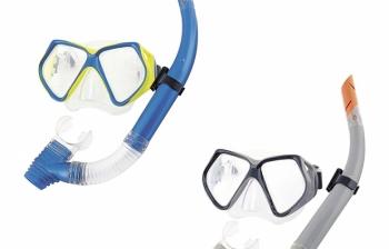 Mặt nạ và ống thở giành cho trẻ dưới 14 tuổi