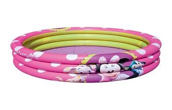 Bể phao ba vòng phù hợp cho trẻ dưới 2 tuổi