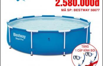 Bể bơi lắp ghép cho gia đình anh Hùng tại Bắc Ninh