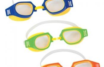 kính bơi giành cho trẻ dưới 3 tuổi