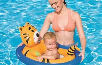 Phao bơi chống lật trẻ em
