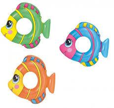 Vòng bơi hình cá đẹp