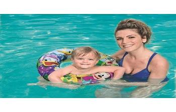 Vòng bơi giành cho trẻ từ 3 đến 6 tuổi