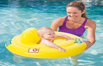 Phao bơi chống lật cho trẻ từ 1 đến 2 tuổi