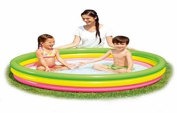 Bể bơi mini Bestpool 51004 – Bể phao phù hợp với trẻ dưới 2 tuổi