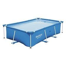 Bể bơi lắp ghép cỡ nhỏ KT: :2.59m x 1.70m x 61cm