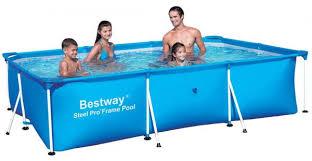Bể bơi lắp ghép cỡ nhỏ  KT : 3m x 2.01mx
