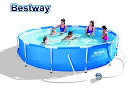 Bể bơi lắp ghép  KT: 3.66m x 76cm