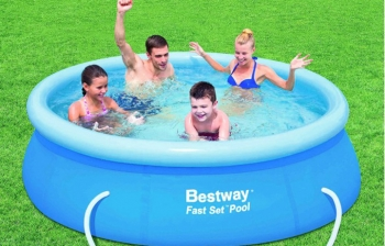 Bể tắm thông minh KT:2.44m x 66cm