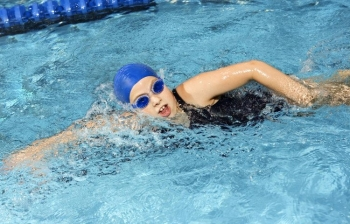 Dạy bơi sải đúng kỹ thuật