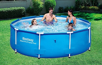 Bể bơi lắp ghép KT : 3.05m x 76cm