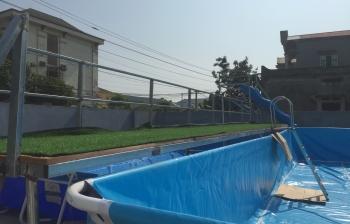 Bể bơi lắp ghép tại Kim Động – Hưng Yên