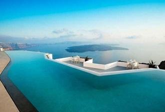 Thiết kế thi công xây dựng hồ bơi tràn vô cực
