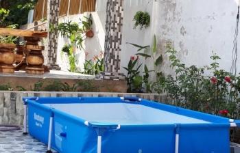 Bể bơi mini cho gia đình