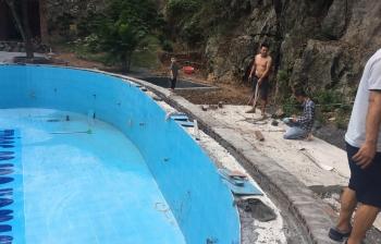 Kinh phí xây dựng hồ bơi Củ Chi