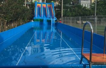 Bể bơi lắp ghép Bắc Ninh giá rẻ