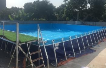 Thiết bị trang trí hồ bơi Nam Định