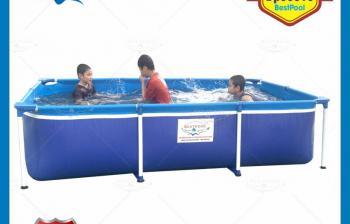 Hồ bơi mini trong nhà, BestPool 1.65m x 2.85m x 0.66m