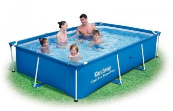 Mẫu các loại bể bơi gia đình