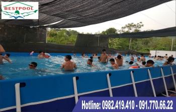 Bể bơi thông minh Ninh Bình