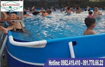 Bể bơi thông minh Đà Nẵng