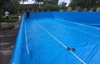 Bể bơi lắp ghép Tam Điệp