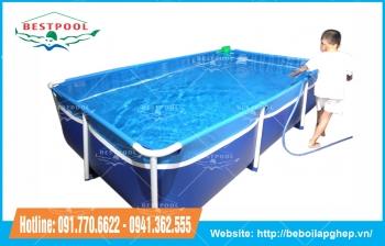 Hồ bơi mini trong nhà, BestPool 1.6m x 2.8m x 0.6m