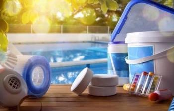 Hướng dẫn xử lí nước bể bơi