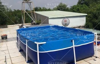 Sản xuất bể bơi cho bé giá rẻ và chất lượng