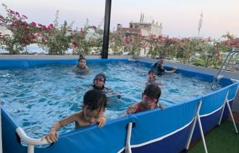Bể bơi mini Bestpool KT 3m x 4 m x 80cm